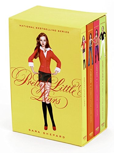 Young Adult Fiction - National Bestselling Series by Sara Shepard - Pretty Little Liars Box Set: Books 1 to 4