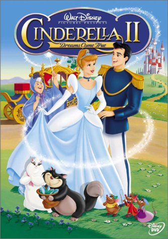 Cinderella II: Dreams Come True DVD