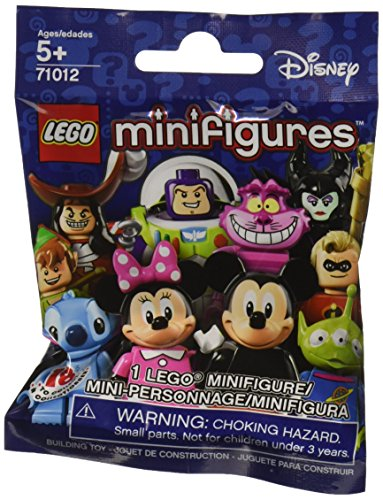 Lego Disney Series Minifigures 71012 (1 Mystery Bag)