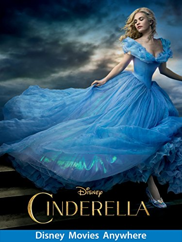 Cinderella Live Action Movie 2015 - Disney Movies Anywhere Version