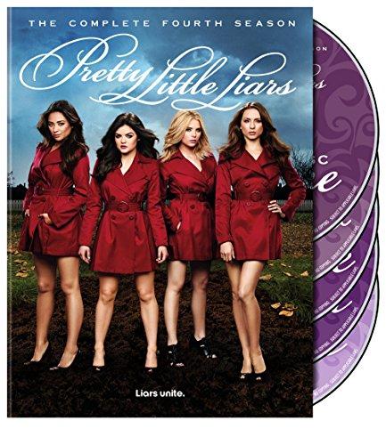 Pretty Little Liars: Season 4 on DVD