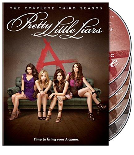 Pretty Little Liars: Season 3 on DVD