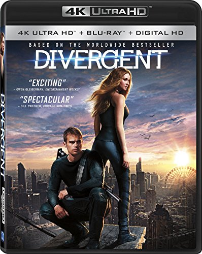 July 2016 DVD & Blu-ray Releases Family-Friendly Videos Rated G |PG|PG-13 - Divergent