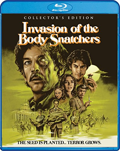 New August 2016 DVD & Blu-Ray Releases: Family-friendly Rated G, PG & PG-13 Invasion of the Body Snatchers - 1978 (Rated PG)