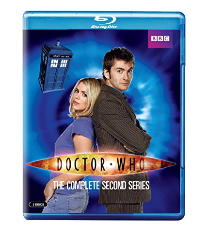 New August 2016 DVD & Blu-Ray Releases: Family-friendly Rated G, PG & PG-13 Doctor Who: The Complete Second Series - Rated NR David Tennant & Billie Piper - 10 hours and 45 minutes total
