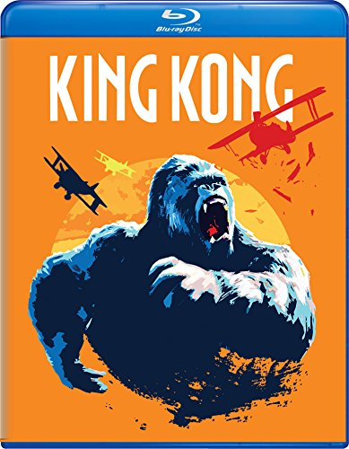July 2016 DVD & Blu-ray Releases Family-Friendly Videos Rated G |PG|PG-13 - King Kong Pop Art Version