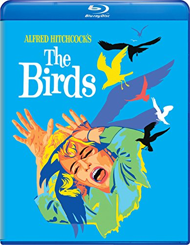 July 2016 DVD & Blu-ray Releases Family-Friendly Videos Rated G |PG|PG-13 - The Birds Pop Art Blu-ray