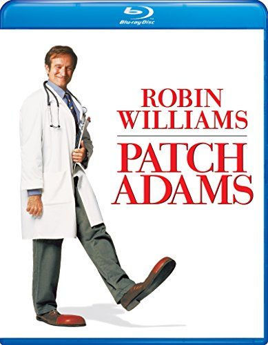 New August 2016 DVD & Blu-Ray Releases: Family-friendly Rated G, PG & PG-13 Patch Adams 1998 Blu-ray - Rated PG-13