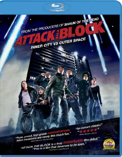 Attack the Block - From the producers of Shaun of the Dead - Inner City vs Outer Space
