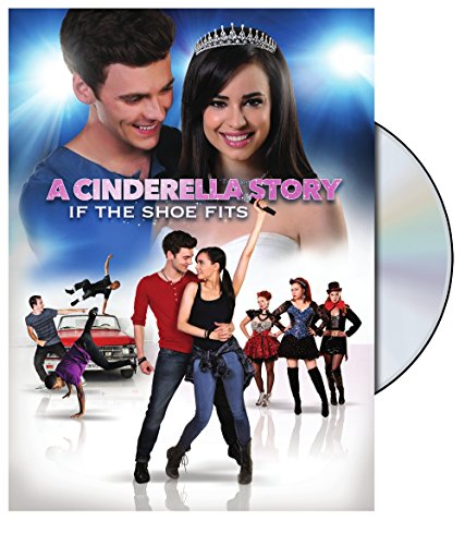 New August 2016 DVD & Blu-Ray Releases: Family-friendly Rated G, PG & PG-13 A Cinderella Story: If the Shoe Fits DVD - Rated PG Sofia Carson and Jennifer Tilly