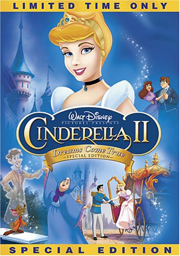 Cinderella II: Dreams Come True Special Edition DVD