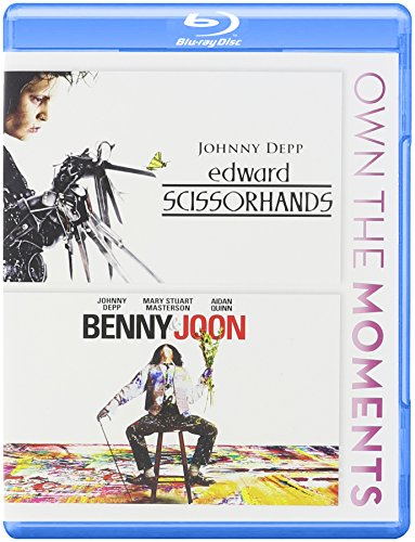 Edward Scissorhands and  Benny & Joon [Blu-ray]