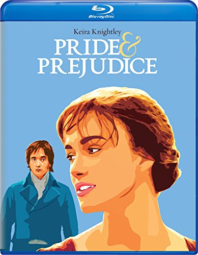 New July 2016 DVD & Blu-ray Releases: Movies & TV Rated G |PG|PG-13 - Pride & Prejudice Pop Art Version