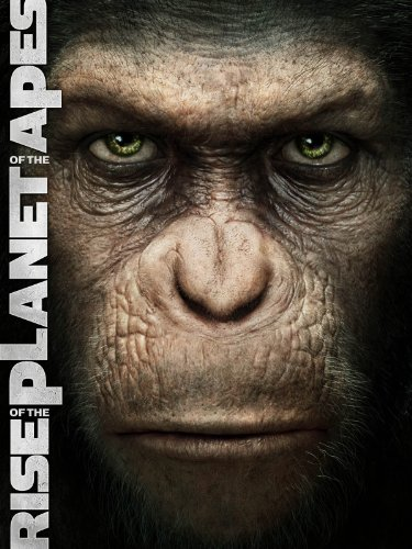 Rise Of The Planet Of The Apes DVD or Blu-Ray