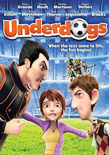 July 2016 DVD & Blu-ray Releases Family-Friendly Videos Rated G |PG|PG-13 - Underdogs
