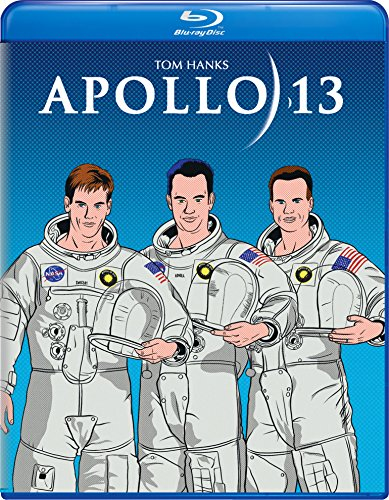 July 2016 DVD & Blu-ray Releases Family-Friendly Videos Rated G |PG|PG-13 - Apollo 13 Pop Art Blue-ray