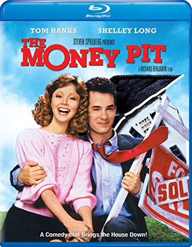 New August 2016 DVD & Blu-Ray Releases: Family-friendly Rated G, PG & PG-13 The Money Pit 1986 Blu-ray - Rated PG