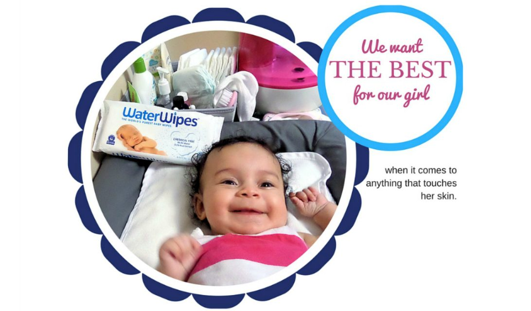 WaterWipes: Clean Baby Naturally and Without Harmful Chemicals