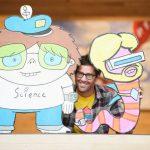 Ryan Quincy Creates an Animated Cartoon For Kids – #FutureWorm! #TheBFGEvent