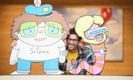 Ryan Quincy Creates an Animated Cartoon For Kids – #FutureWorm! #TheBFGEvent