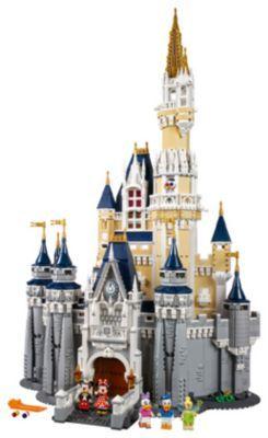 LEGO WDW Cinderella's Castle - LEGO.com exclusive
