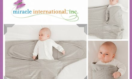 A Miracle Blanket Makes Swaddling Your Newborn Simple