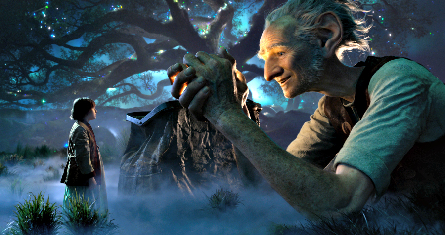 The BFG Movie Review: Should You Take the Kids?  Maybe  #TheBFGEvent
