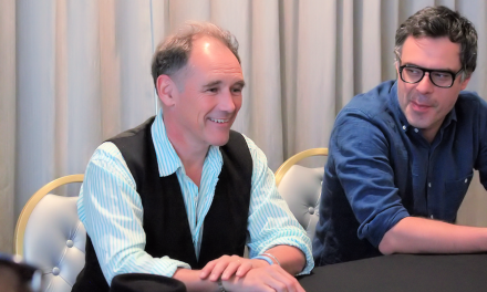 Disney The BFG: Rylance and Clement on Being Giants #The BFGEvent