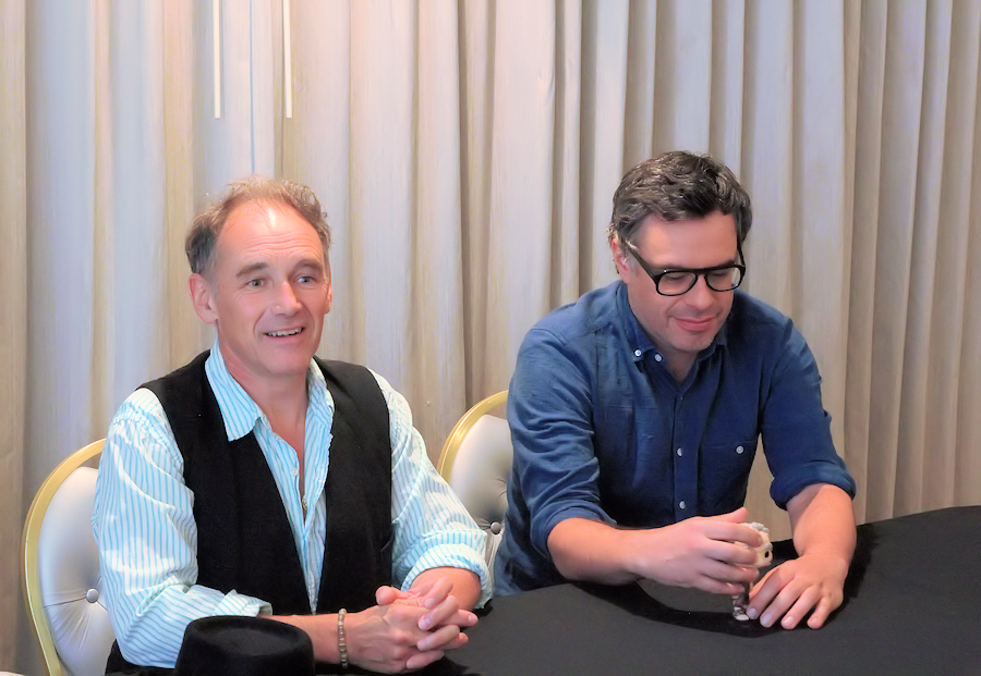 Disney The BFG: Rylance and Clement on Being Giants #The BFGEvent Photo credit: Coralie Seright – LovebugsAndPostcards ad