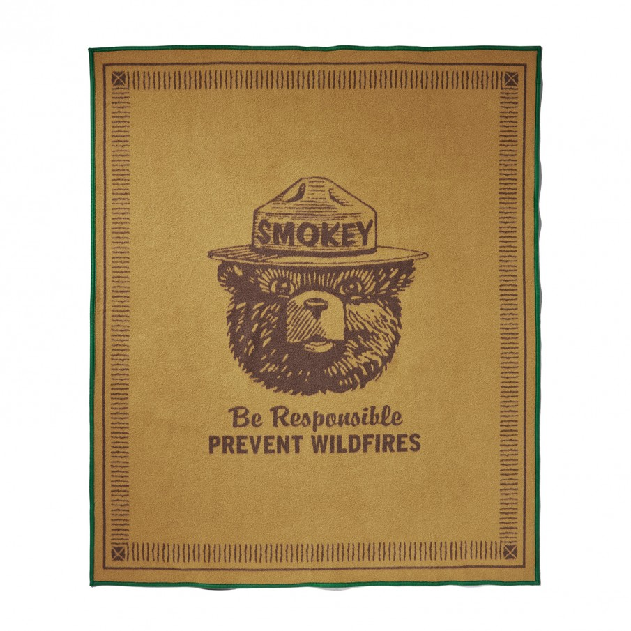 Filson S Smokey Bear Collection Benefits Wildfire