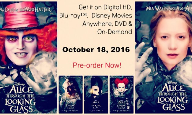 Alice's Adventures in Wonderland on Home Video 10/18/16