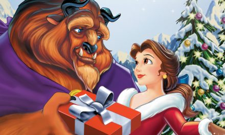 Beauty and the Beast The Enchanted Christmas on DVD Plus Movie-Themed Products