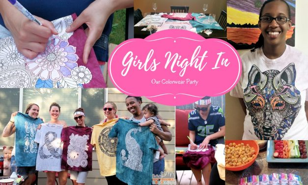 Girls Night In Party Idea – Get Creative!
