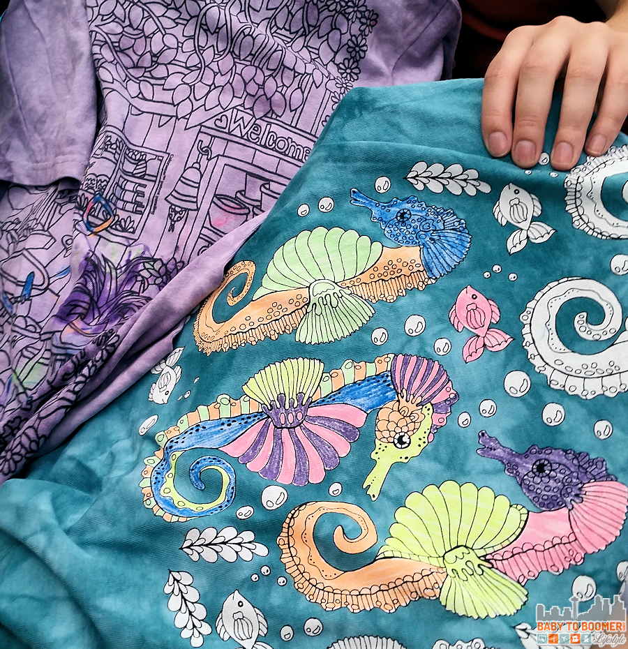Colorwear Tees - Create you own wearable art! #Colorwear #IC #Ad @Colorwear