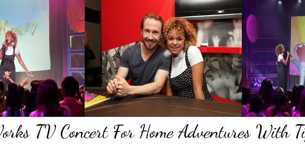 Watch Rachel Crow & Mark Whitten Perform in Concert! #DreamWorks