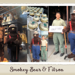 Filson's Smokey Bear Collection Benefits Wildfire Prevention Ed @filson @forestservice