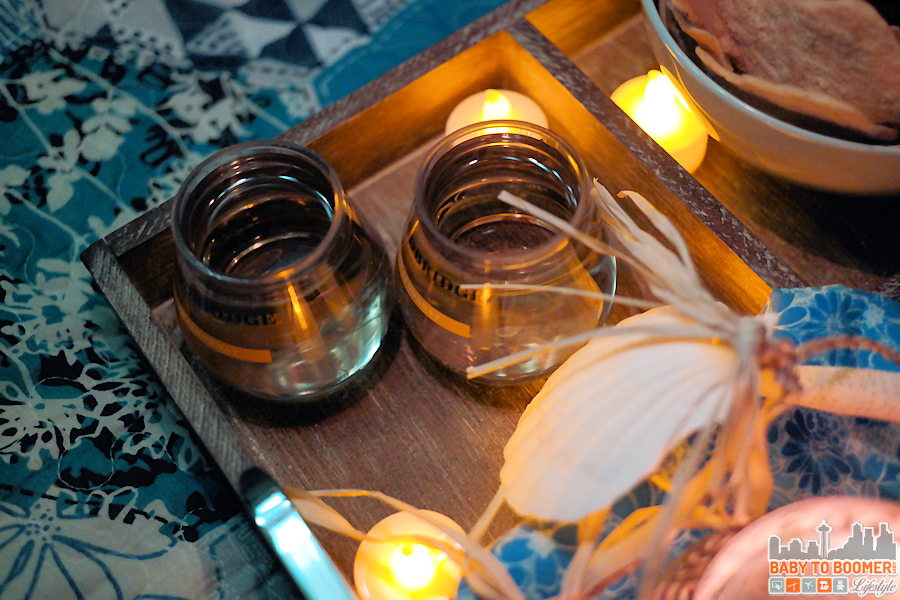 Msg 4 21+: Glamping Make Your Own Marker Lanterns #ShareWine #CollectiveBias #ad Glamping - Perfect Wine