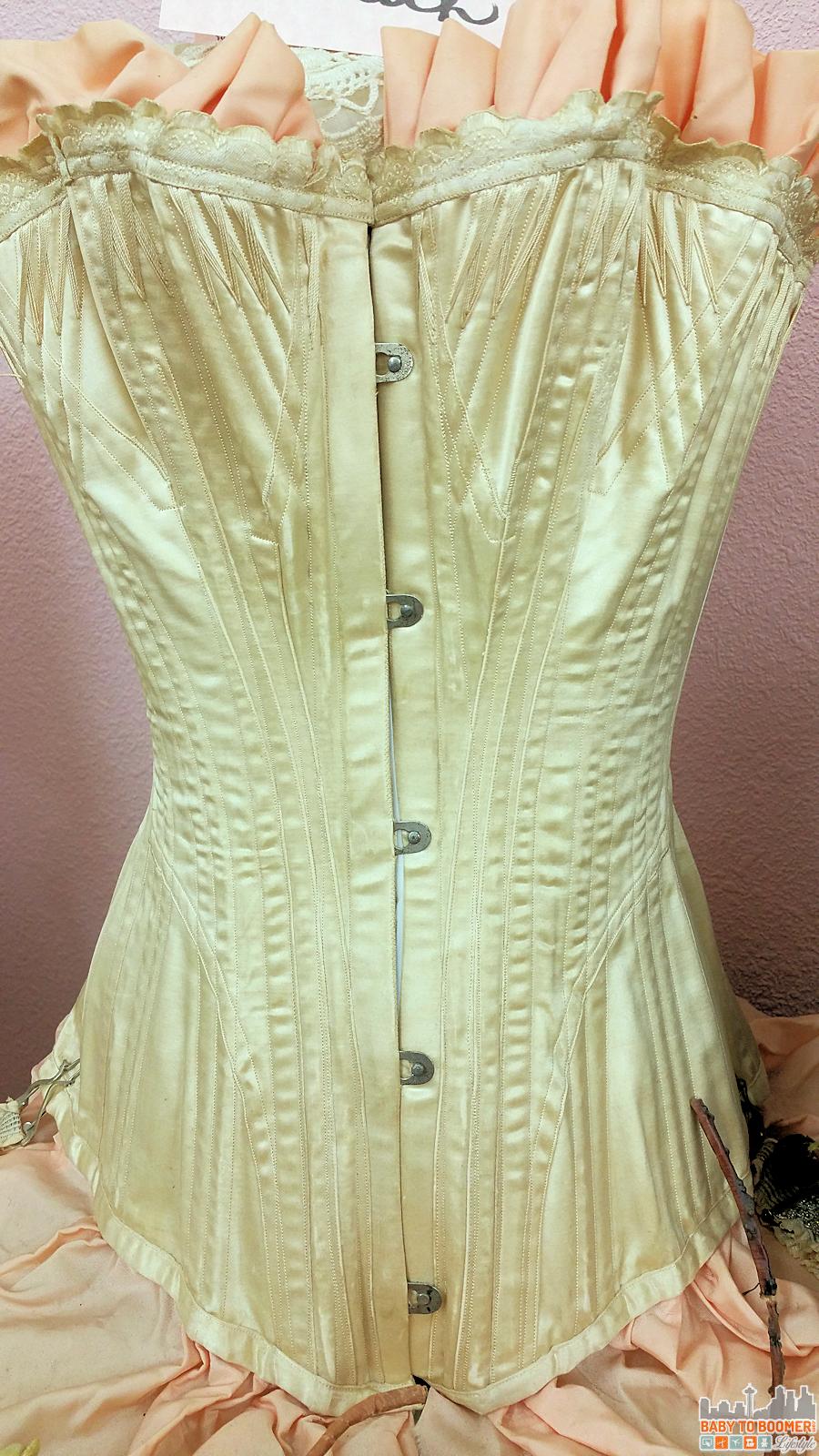 Victorian Bridal Museum Hemet CA Corset