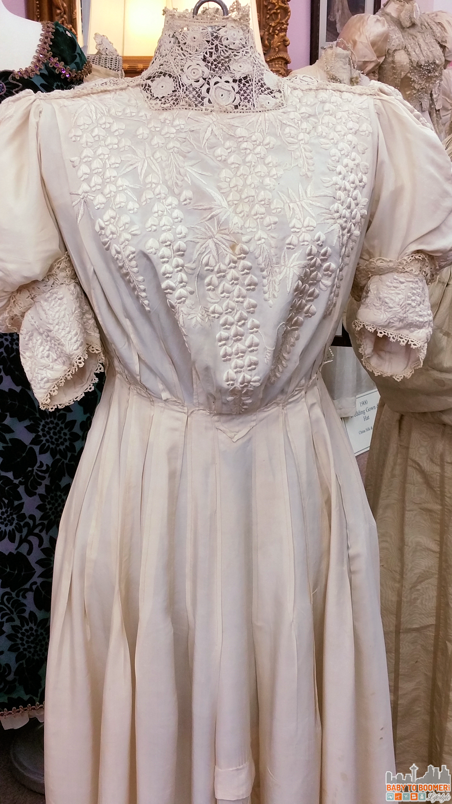 Victorian Bridal Museum Hemet CA Wedding Gowns