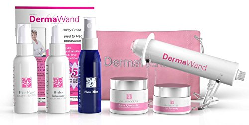DermaWand is now available directly from the manufacturer via Amazon and have it in your home as fast as the same day or 2-days with Amazon PRIME