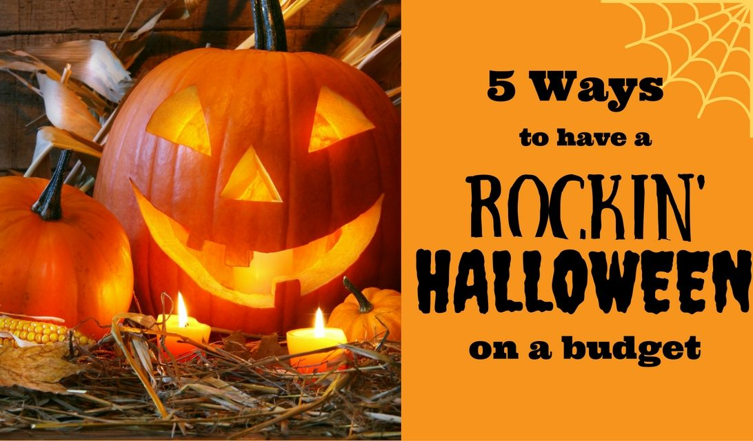 5 Ways To Celebrate Halloween On A Budget