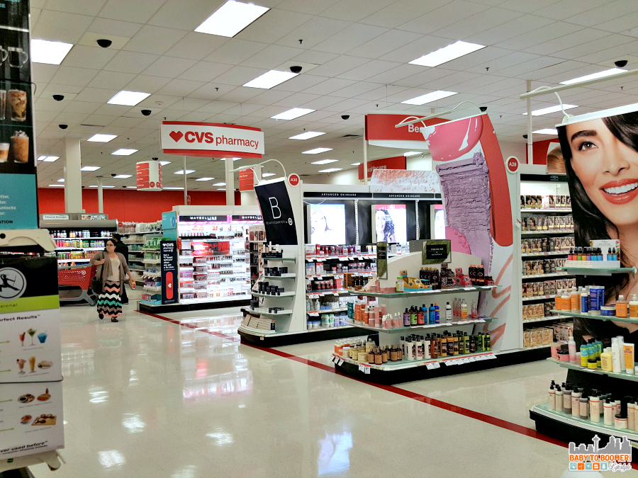 CVS Pharmacy Now Inside Target Stores #TheCVSDifference @CVS_Extra #ad #ic