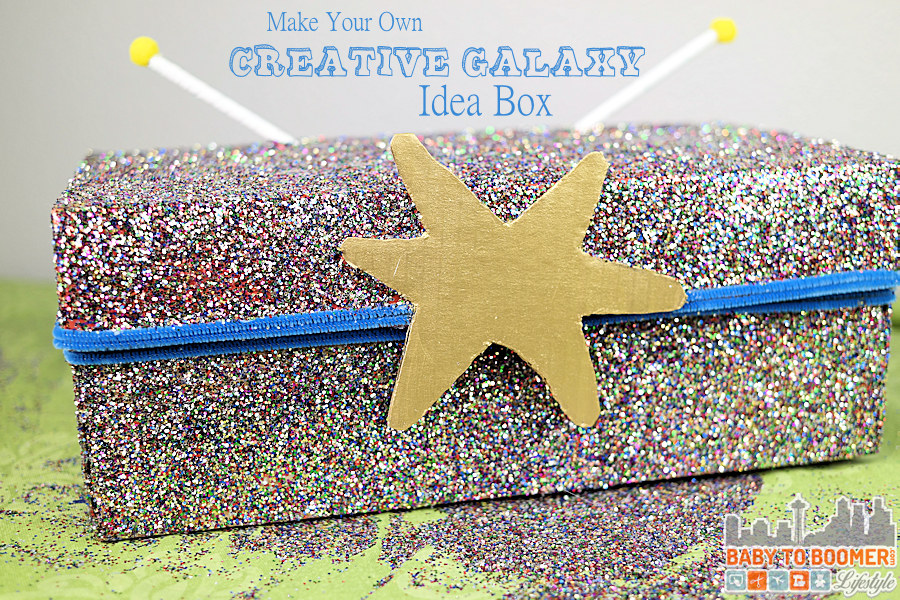 Make your own creative galaxy idea box streaming now on amazon creative galaxy idea box finished solutioingenieria Choice Image