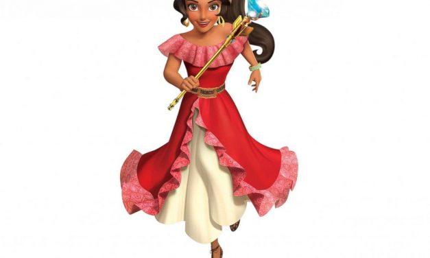 Elena of Avalor: Meet Disney's Newest Princess now on Home Video
