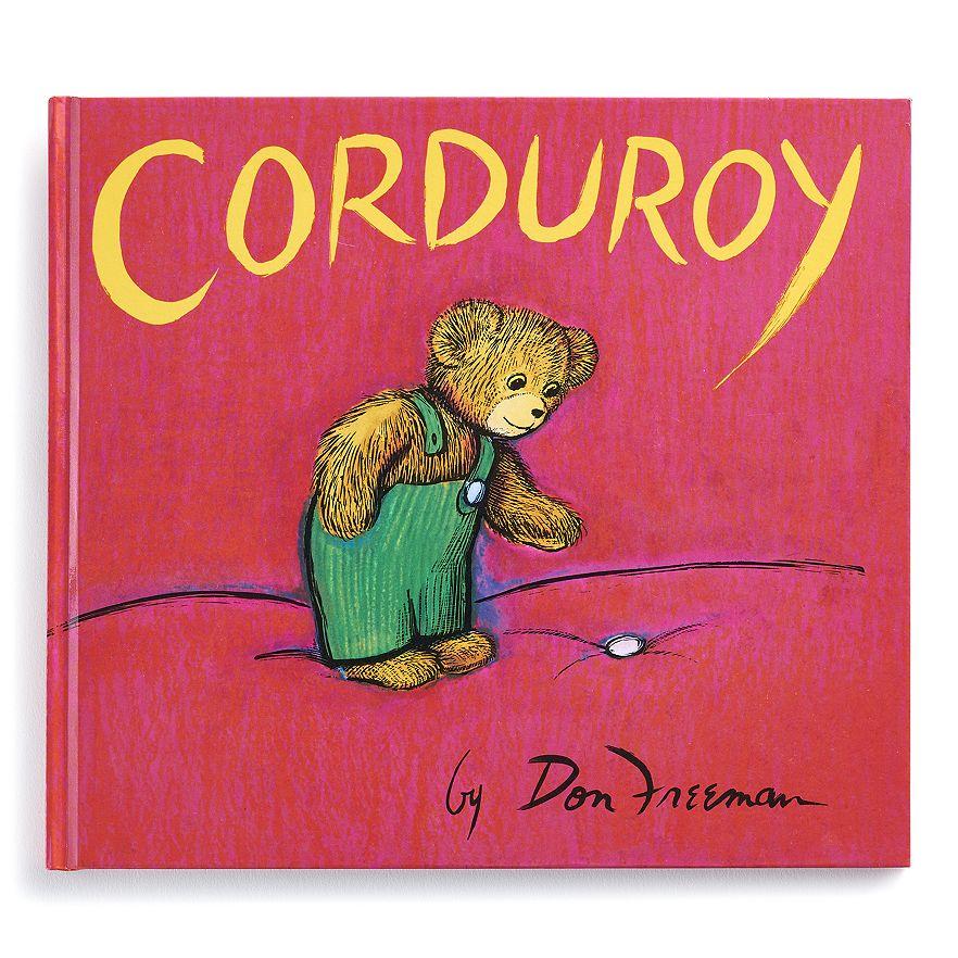 Fall 2016 Kohl's Cares Corduroy Hardback Book - $5