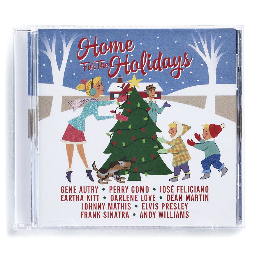 Fall 2016 Kohl's Cares Home for the Holidays CD $5