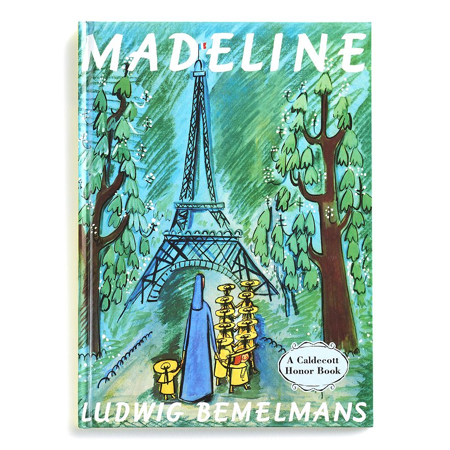 Fall 2016 Kohl's Cares Madeline Hardback Book $5