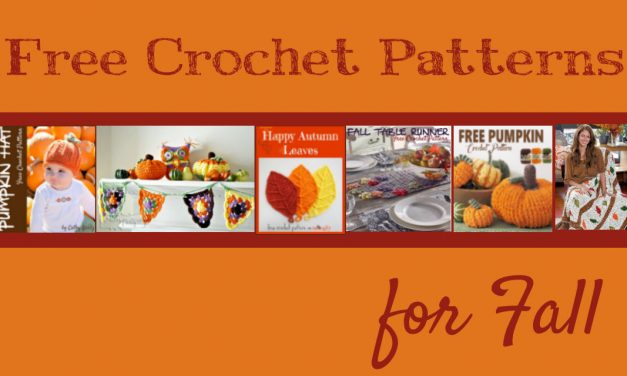 Free Fall Crochet Patterns – Home Decor, Hats and More