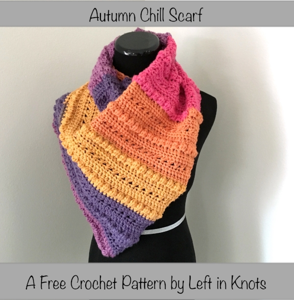 Crochet Patterns Caron Cakes : ... Scarf - Free Crochet Pattern made using Caron Cakes Confetti Yarn