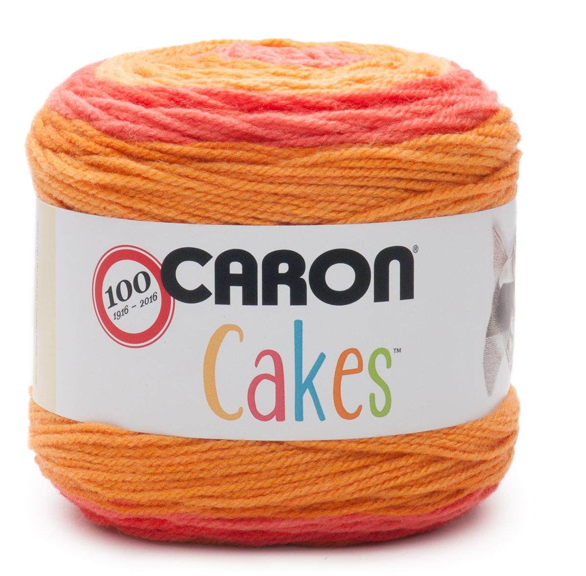 NEW Caron Cakes Spice Cake Yarn - one of 8 new colorways for 2017 plus free patterns featuring the original Caron Cakes colors as well as these new ones